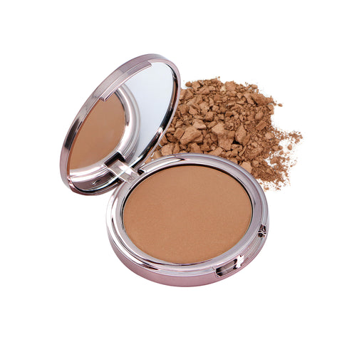 Girlactik- Luminous Face Powder -Deep