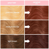 Unicorn Hair: Caramel
