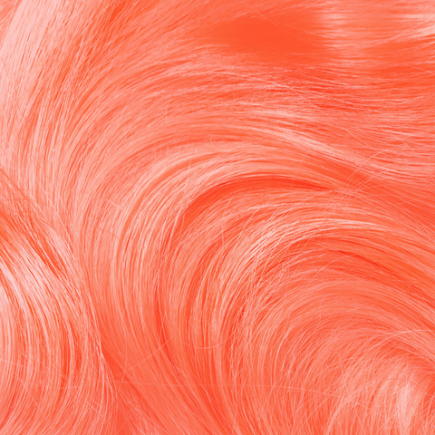 Lime Crime - Unicorn Hair: Neon Peach