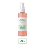 Facial Spray with Aloe, Herbs & Rosewater
