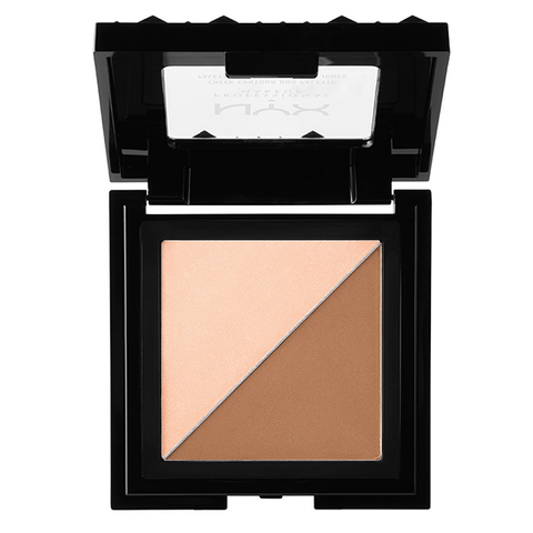 Cheek Contour Duo Palette: Cheek On Cheek