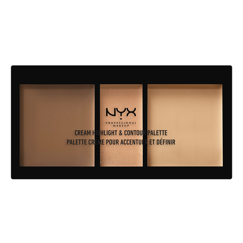 Cream Highlight and Contour Palette: Medium