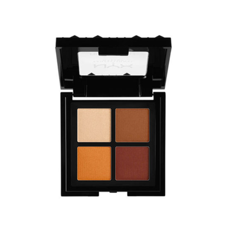 Full Throttle Shadow Palette: Color Riot