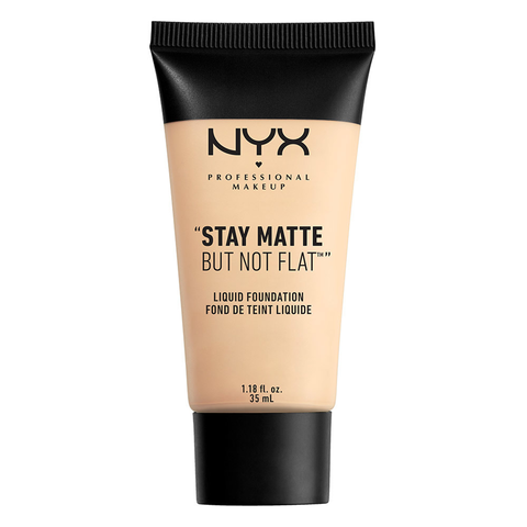 Stay Matte But Not Flat Liquid Foundation: Ivory