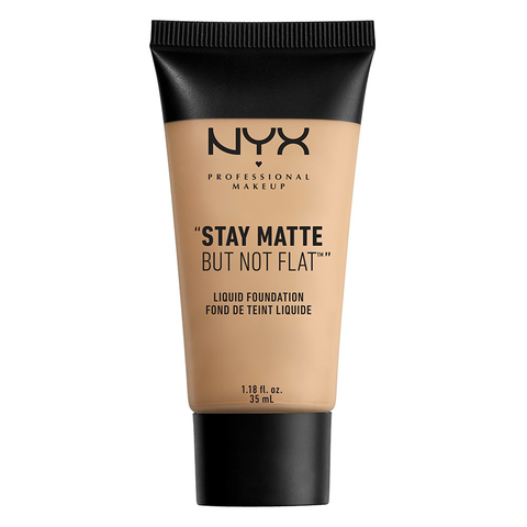 Stay Matte But Not Flat Liquid Foundation: Nude