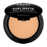 Stay Matte But Not Flat Powder Foundation: Soft Beige