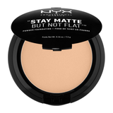 Stay Matte But Not Flat Powder Foundation: Medium Beige