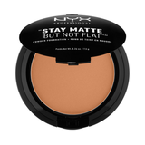 Stay Matte But Not Flat Powder Foundation: Nutmeg