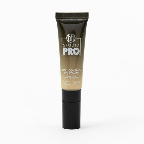 bh cosmetics- Studio Pro Total Coverage Concealer- 104