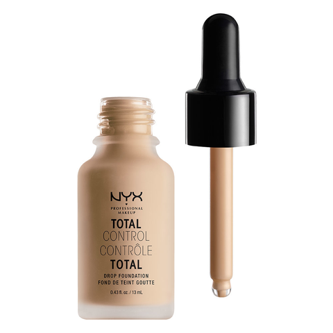 Total Control Drop Foundation: Natural