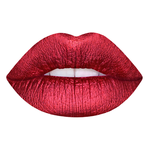 Metallic Velvetines: Red Hot