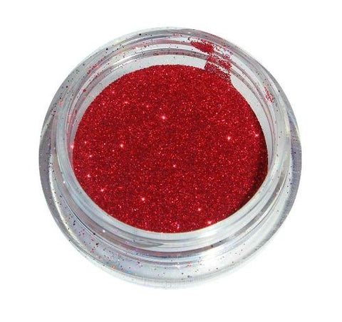 EYE KANDY-GLITTER -CHERRY BOMB SF