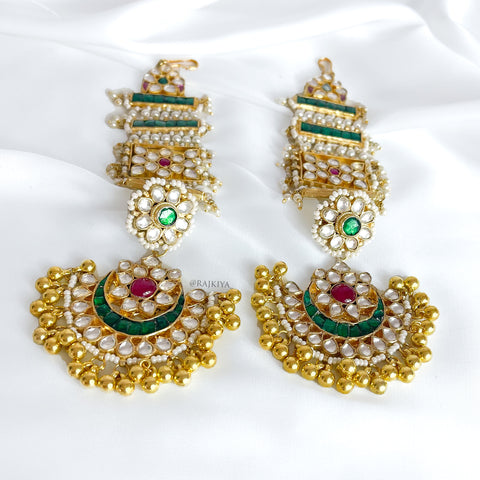 Mehjabin Earrings