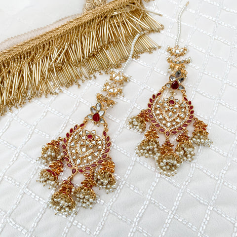 Varanasi Earrings [Made to Order]