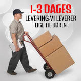 1-3 dages levering