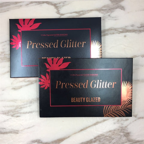 Pressed Glitter Eyeshadow Palette