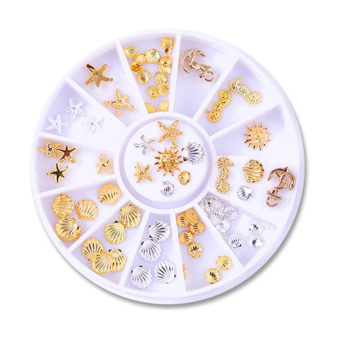 Image of Nail Art Rhinestones Decoration Accessories - Secret Beauties