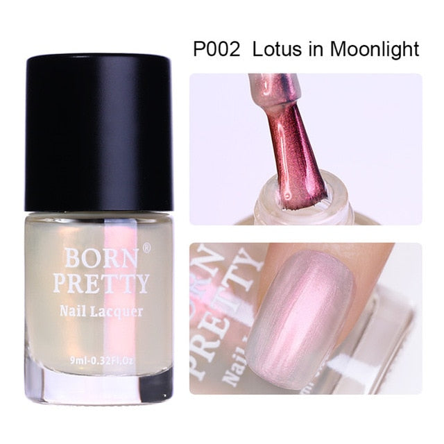 BORN PRETTY Glitter Nail Polish - Secret Beauties