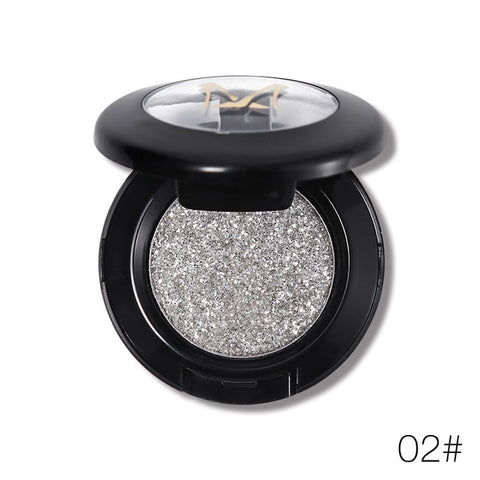 Miss Rose Diamond Glitter Eyeshadow - Secret Beauties