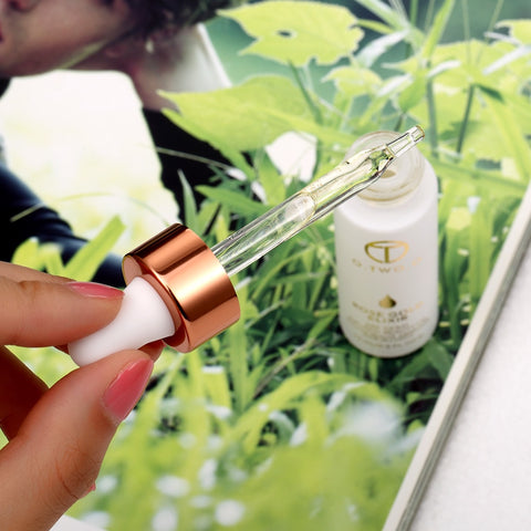 24K Gold Anti-Aging Lip Oil - Secret Beauties