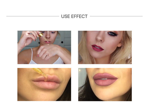 Image of 24K Gold Anti-Aging Lip Oil - Secret Beauties
