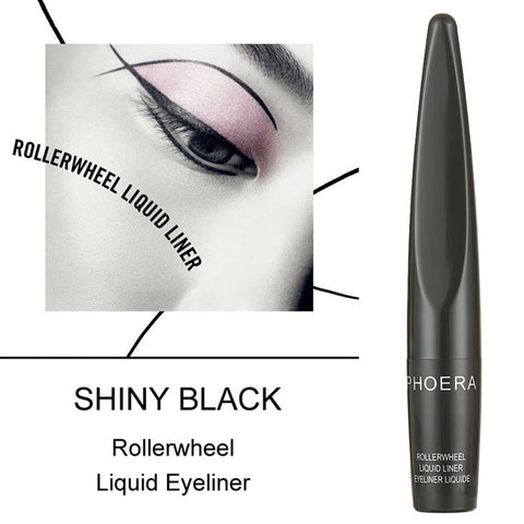 Image of No-Skip Rollerwheel Eye Liner – Eye Liner 1pcs - Secret Beauties