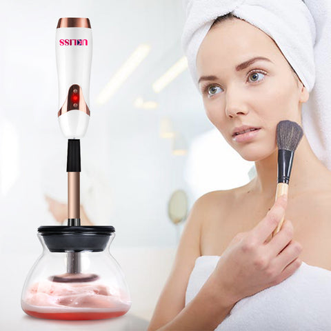 Image of Makeup Brush Cleaner and Dryer - Secret Beauties