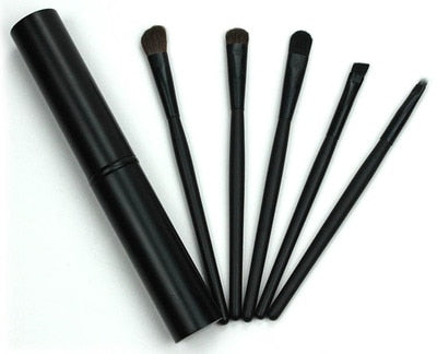 Image of 5pcs Mini Travel Eye Makeup Brushes - Secret Beauties