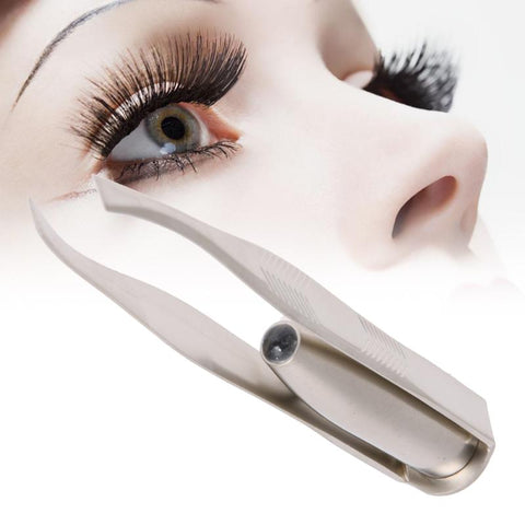 Image of Lit Tweezers - Secret Beauties