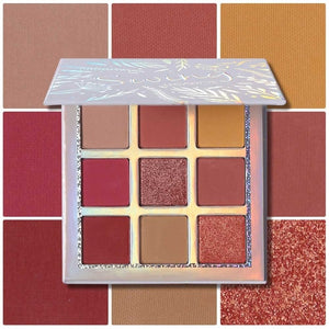 UCANBE Highly Pigmented Shimmer Matte Eye Shadow Palette