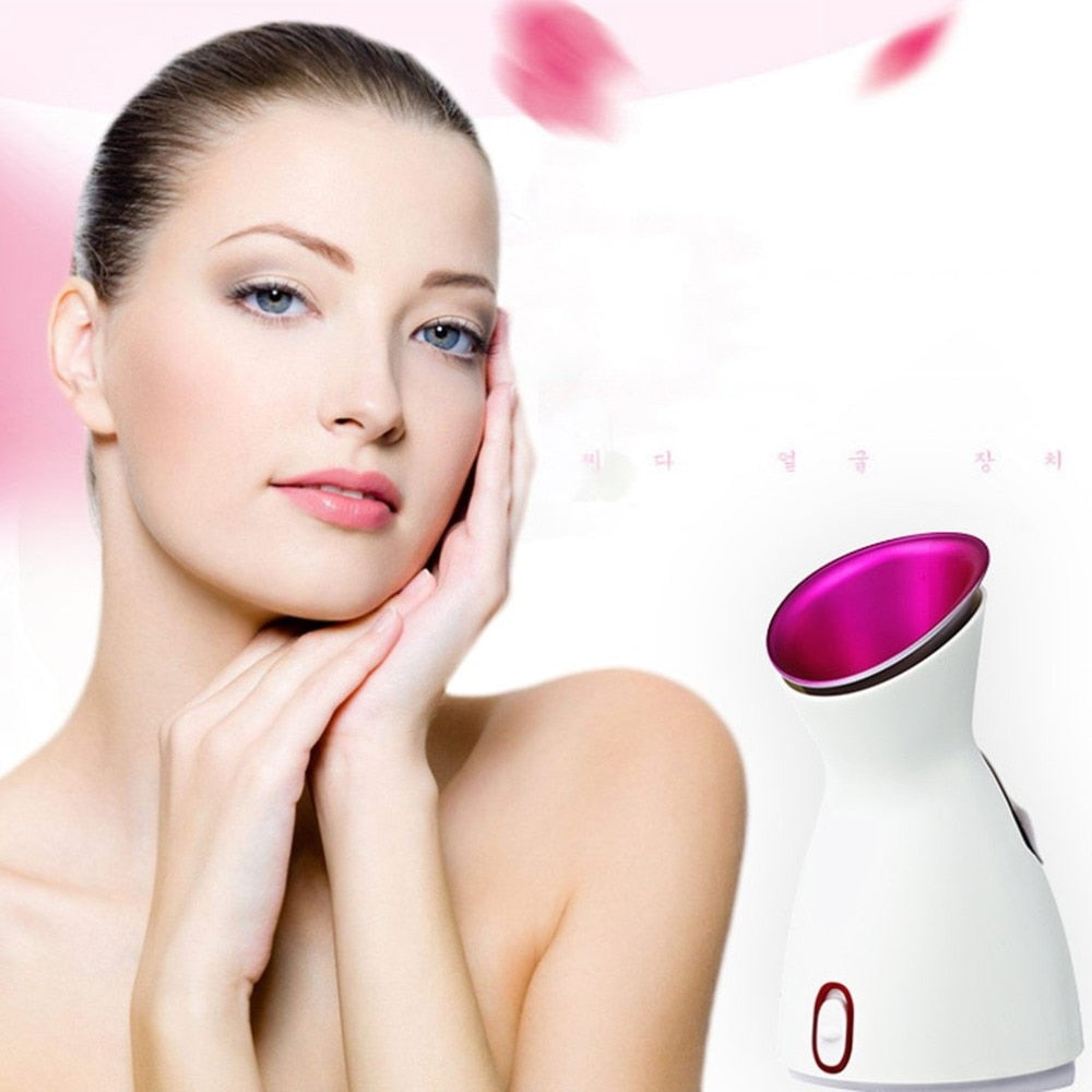 Deep Cleaning Facial Steamer - Secret Beauties