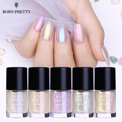 Image of BORN PRETTY Glitter Nail Polish - Secret Beauties
