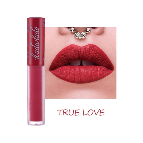 Waterproof Matte Lipstick - Secret Beauties