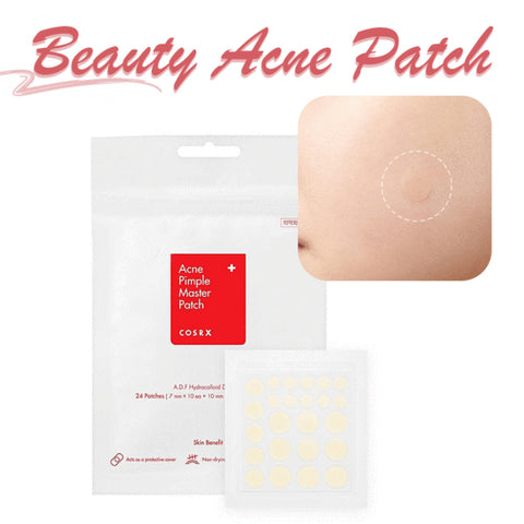 Beauty Acne Patch Set (24 PCS) - Secret Beauties