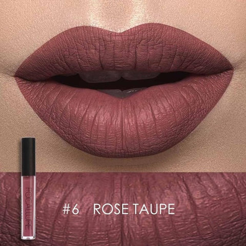 FOCALLURE Matte Lipgloss - Secret Beauties