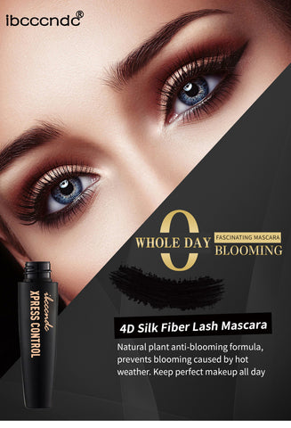 Image of New 4D Silk Waterproof Lengthening Fiber Lash Mascara - Secret Beauties