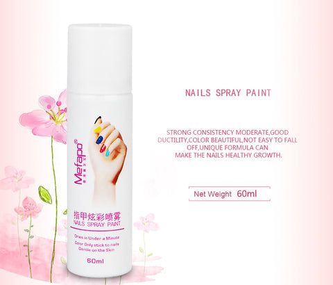 Image of Easy Nail Polish and Base Coat Spray - Secret Beauties