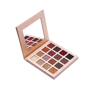 Highly Pigmented Matte Shimmer Eyeshadow Palette