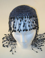 BEADED HEADPIECE
