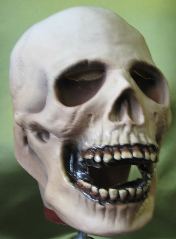 DEATH'S HEAD MASK