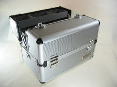 ALUMINUM MAKEUP CASE