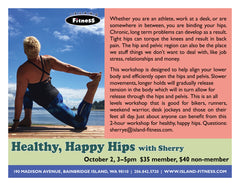 Healthy, Happy Hips