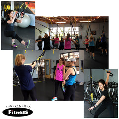 TRX Mixed Equipment Interval Training
