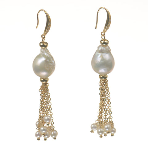 Arden Earrings Gold