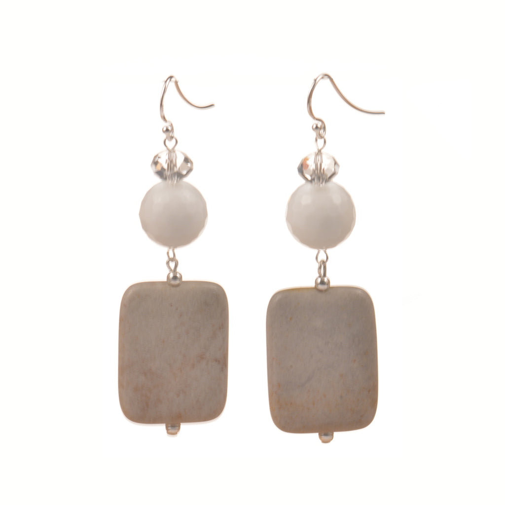 Dune Drop Earrings