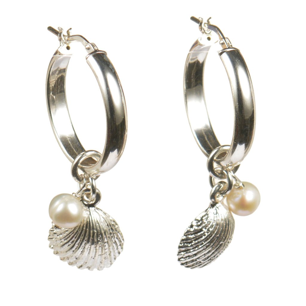 She Sells Sea Shells - Earrings