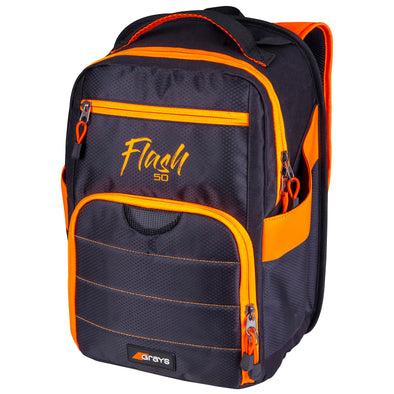 Grays Flash 50 Field Hockey Back Pack - Black/Orange