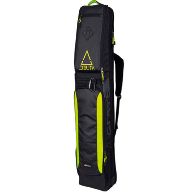 Grays Delta Field Hockey Stick Bag - Black/Yellow