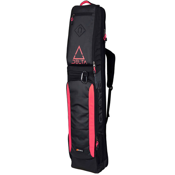 Grays Delta Field Hockey Stick Bag - Black/Pink