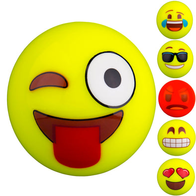 Emoji Field Hockey Ball